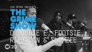 Grime Show: D Double E, Footsie, Riko Dan & Slimzee