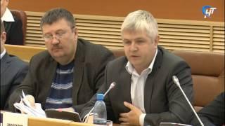 Поправки в бюджет обсуждали депутаты городской Думы
