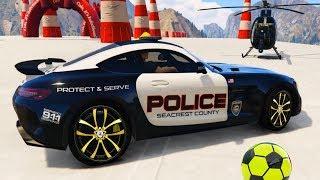 Мультики про Полицейские Машины - Ретро Полицейские Машинки против ДЖИПОВ !! Мультфильм для Детей