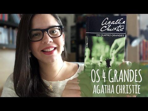 OS QUATRO GRANDES, de Agatha Christie (Livro 8) | BOOK ADDICT