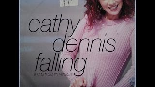 Cathy Dennis Falling Video