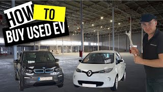 TRADE SECRET How WE buy CHEAP Used Electric Cars 🔋🔌🚗