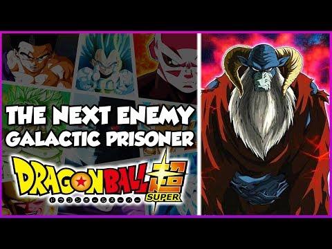 The Dragon Ball Super Galactic Patrol Prisoner Arc Enemies