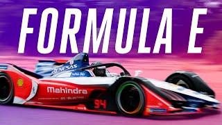 Formula E's new electric racecar is groundbreaking thumbnail
