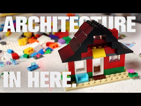 Architectural Lessons of LEGO | ArchDaily
