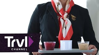 How to Order Cocktails on a Plane - Travel Channel | Kholo.pk