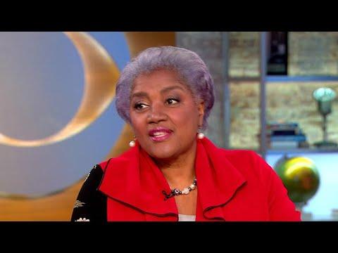 Donna Brazile on Democratic Party divisions, Clinton campaign