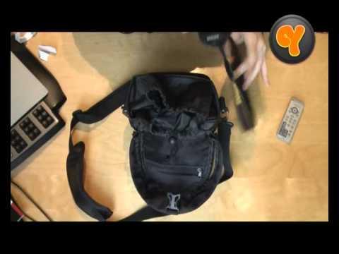 Unboxing/First Look: Mantona Colt SLR Kameratasche