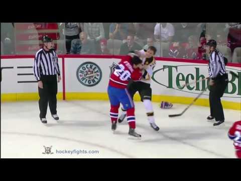 Ryan O'Byrne vs. Blake Wheeler
