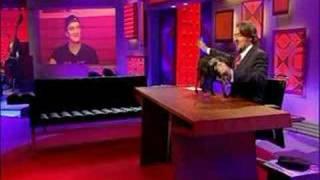 Pug On Jonathan Ross BBC1