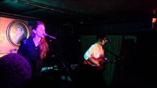 """BOY """"Little Numbers"""" Live at Union Hall, Brooklyn March 02, 2013"""
