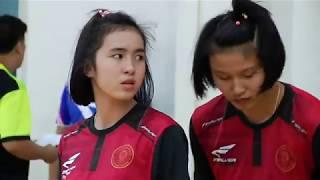 2560-11-09 คัดตัววอลเลย์บอลยุวชนเยาวชนหญิงทีมชาติไทย
