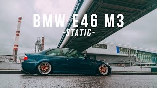 BMW E46 M3 - Static - Schmidt - Fancywide - 4K