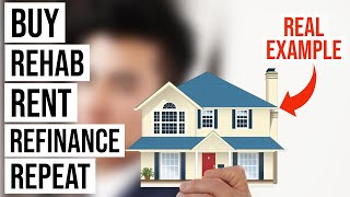 BRRRR Method: Cash Out Refinance to Make Money TAX FREE Investing in Real Estate
