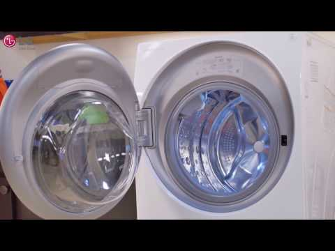 LG SIGNATURE Washer/Dryer Combo – General Usage