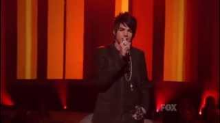 Adam Lambert - (I Can't Get No) Satisfaction (American Idol S8E14)