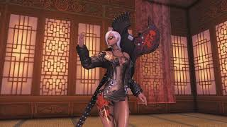 GonF swap JinF Idle - Blade and Soul