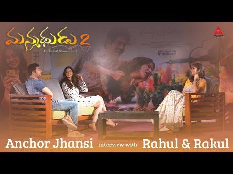 Rahul Ravindran & Rakul Preet Singh Share Their Manmadhudu2 Diaries