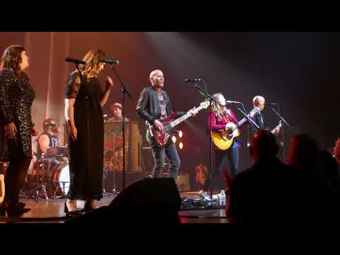 Brandi Carlile & Secret Sisters - Raise Hell - By The Way I Forgive You - Chicago Theatre 6/15/18