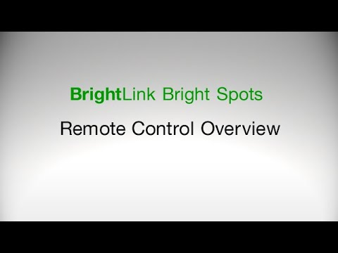 Overview on Using the Remote Control
