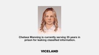 Chelsea Manning PSA