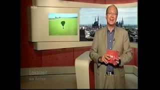 preview picture of video 'Ballonfahrt über Aachen zum Geburtstag'