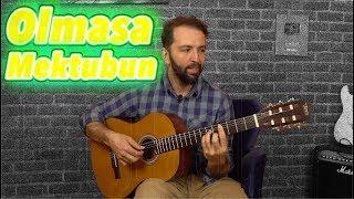 Yeni Türkü Olmasa Mektubun Akor Arpej Cover - Gitar Dersi