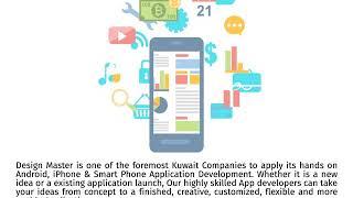 Web design & development company Kuwait | Kuwait Mobile app development