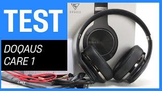 DOQAUS Care 1 im Test - Preiswerter Bluetooth-Kopfhörer
