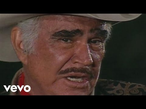 Para Que Me Recuerdes - Vicente Fernandez (Video)