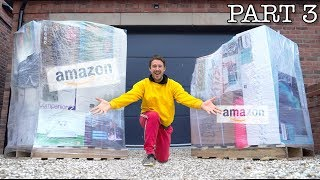 I Bought 2 BOXES of Amazon Customer Returns & Got Some AMZING Stuff (Amazon Returns Pallet Unboxing)