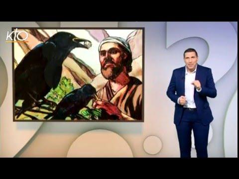 D'où vient l'expression : être ravitaillé par les corbeaux ?
