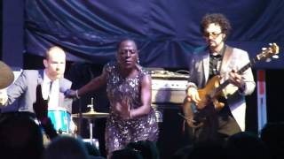 Get Up And Get Out Sharon Jones And The Dap Kings Live Richmond Virginia May 25 2016