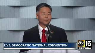 FULL: Representative Ted Lieu - Democratic National Convention