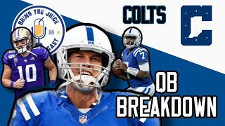 Looking In-Depth At The 2020 Colts' Quarterback Position
