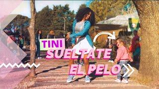SUÉLTATE EL PELO - Tini | Coreografía - Tainara Vieira