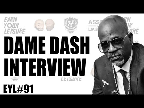 """DAME DASH ON BUILDING BRANDS, AND """"CULTURE VULTURES"""" IN THE ENTERTAINMENT INDUSTRY"""
