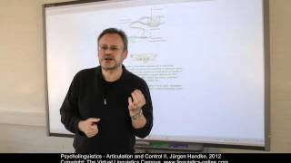 PSY105 - Articulation And Control II