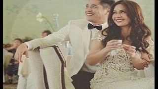 Wedding Reception Of Kaye Abad And Paul Jake Castillo