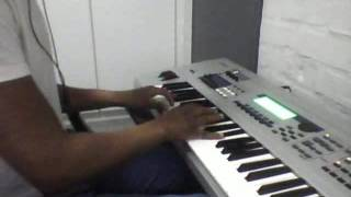 Ntokozo Mbambo - Jehova Is Your Name cover(Key Eb)