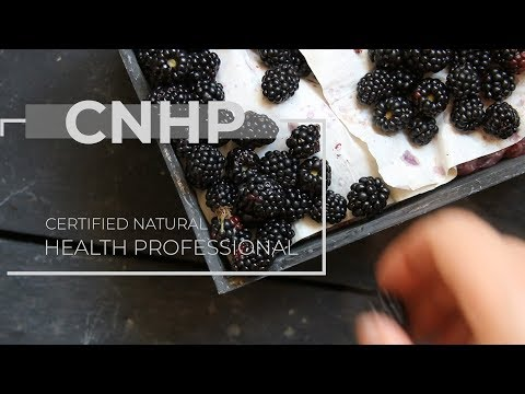 Certified Natural Health Professional - Trinity School of Natural ...