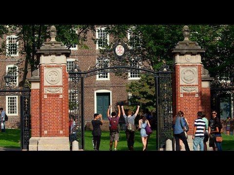 Brown University - video