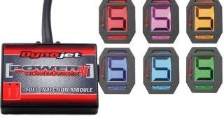 Micron Systems   Dynojet Power Commander 5, Plug & Play Geartronic Zero, Racing Seats