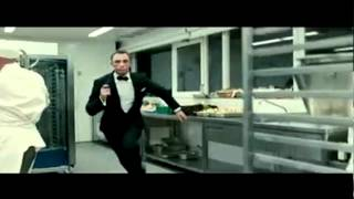 You Know my name, Best James Bond 007 Song Ever. HIGH QUALITY SOUND
