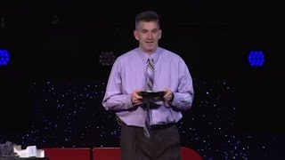 Augmented Reality and the Future of Learning and Business | David Rapien | TEDxUCincinnati