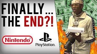 Soulja Boy's Game Consoles Shut Down AGAIN + Bizarre Rant On Nintendo Lawsuit!