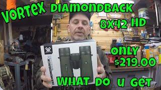 Vortex Diamondback 8X42 HD