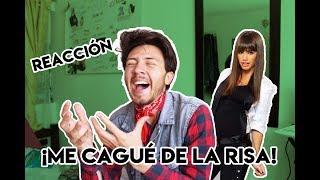 REACCIÓN A LALI ESPOSITO ¡ACTUANDO! | Niculos M