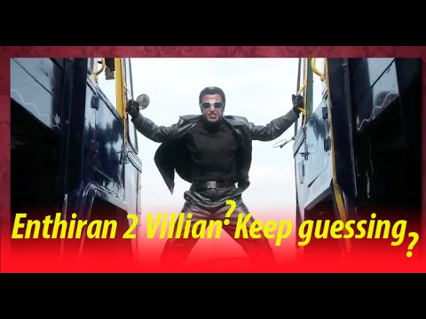 Enthiran 2 Who Is The Villian? Arnold Schwarzenegger?