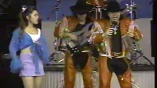 Banda Zeta / Nina Fresa / Johnny Canales Show